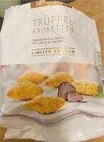 Trüffel Kroketten croquettes à la truffe crochette al tartufe - Prodotto - en
