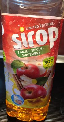 Sirop limited edition - Product