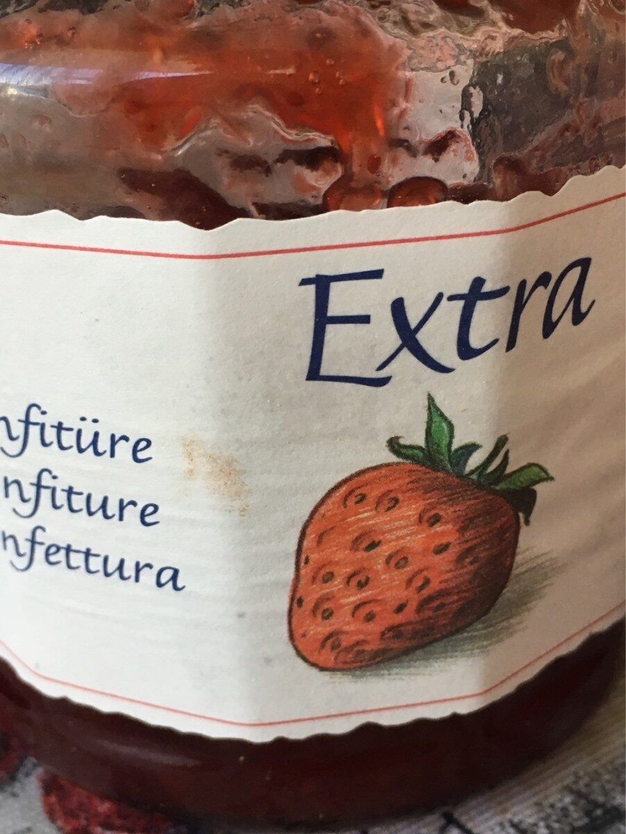 Extra Confiture fraise - Prodotto - fr
