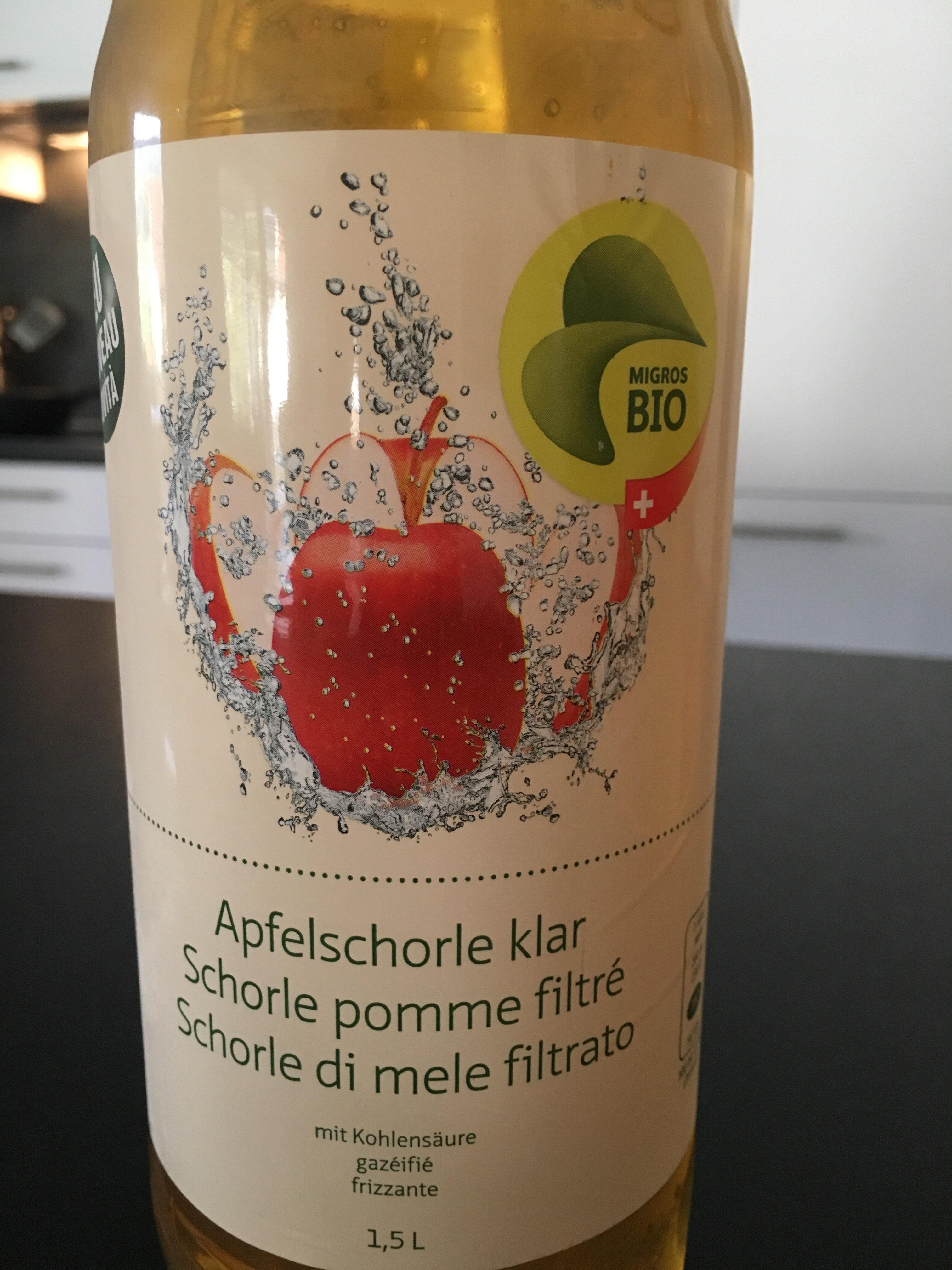 Schorle pomme filtré - Prodotto - fr
