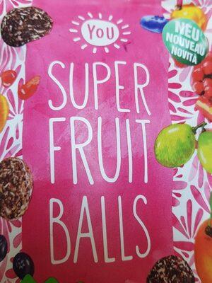 Super fruit balls - Prodotto - fr