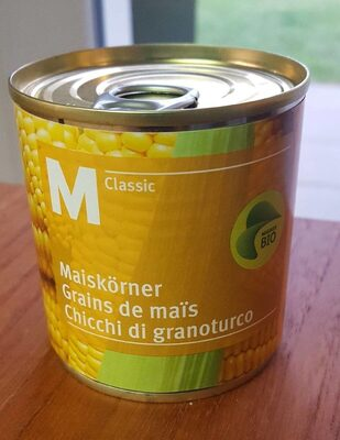 Grains de maïs - Prodotto - fr