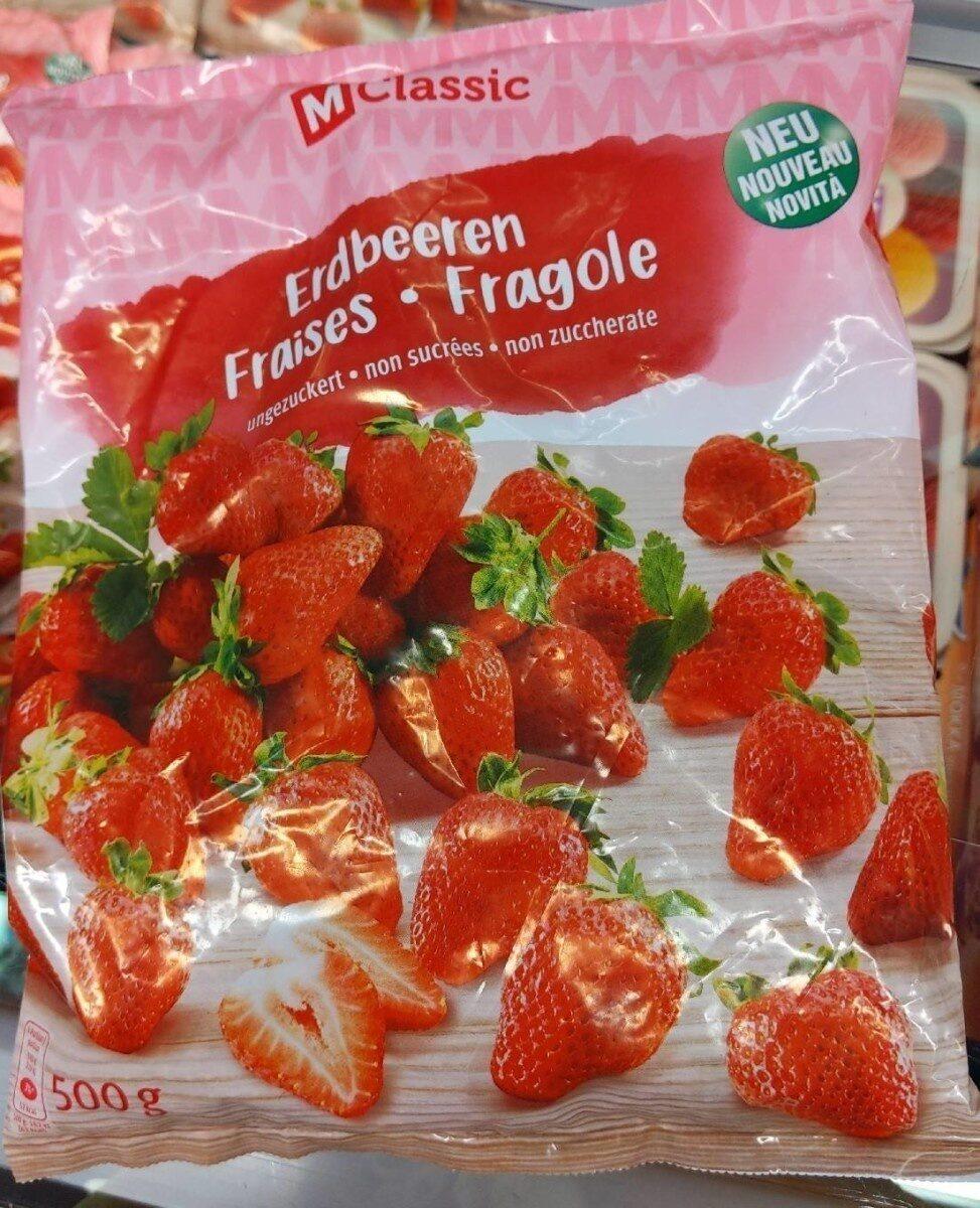 Fraises - Prodotto - fr