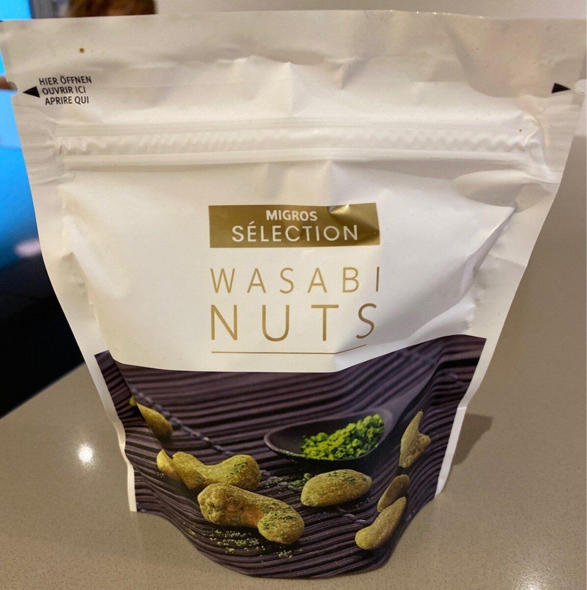 Wasabi Nuts - Produit - fr