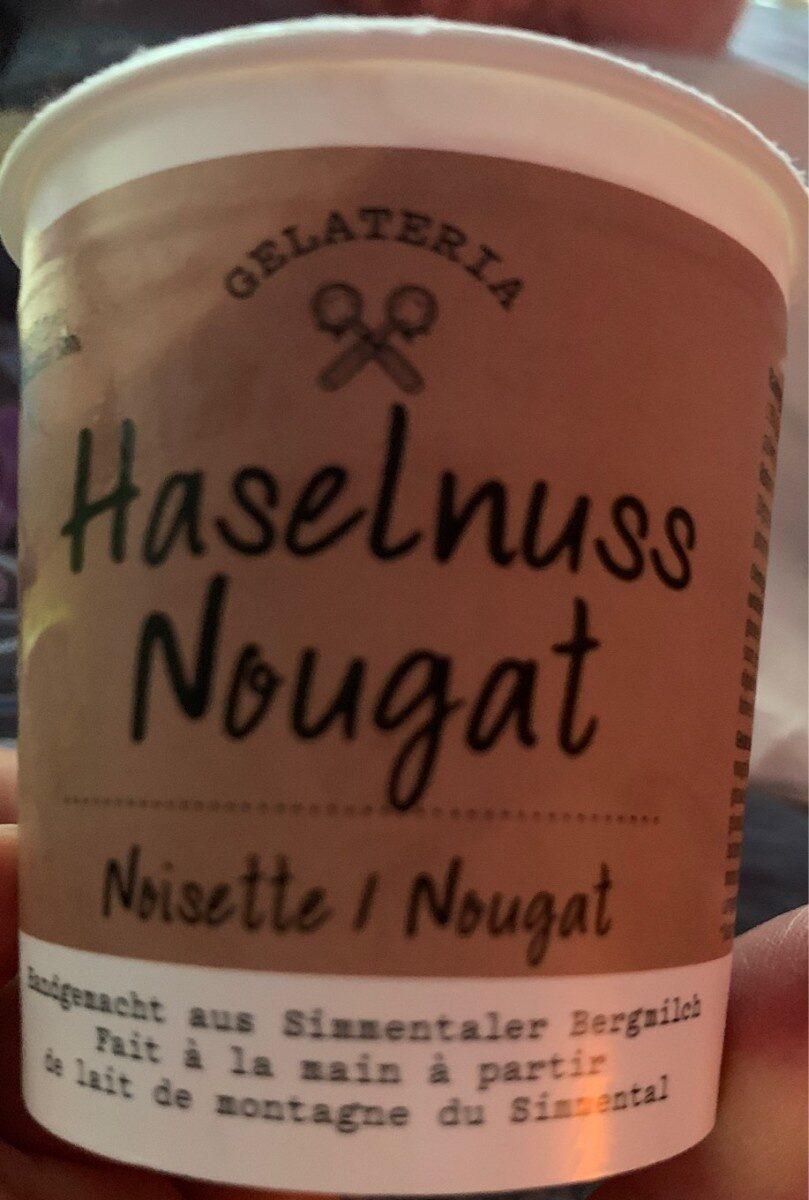 Haselnuss nougat - Prodotto - fr