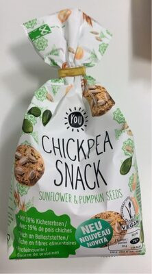 Chickpea snack - Product - fr