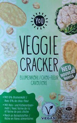 Veggie Cracker - Product - en