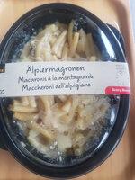 Macaronis à la montagnarde - Product