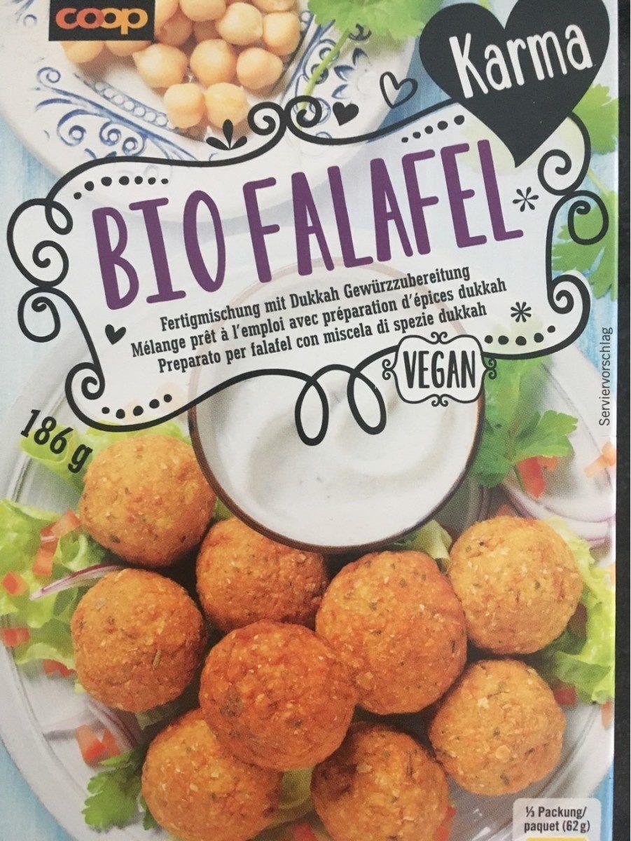 Bio falafel - Produit - fr