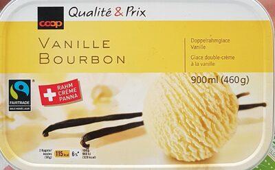 Glace double-crème Vanille Bourbon - Product