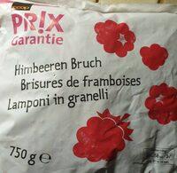 Brisures de framboises - Prodotto - fr