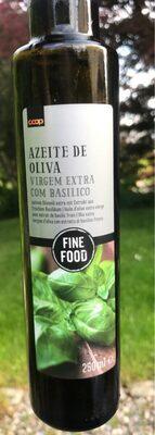 Azeite de Oliva con basilico - Prodotto - fr