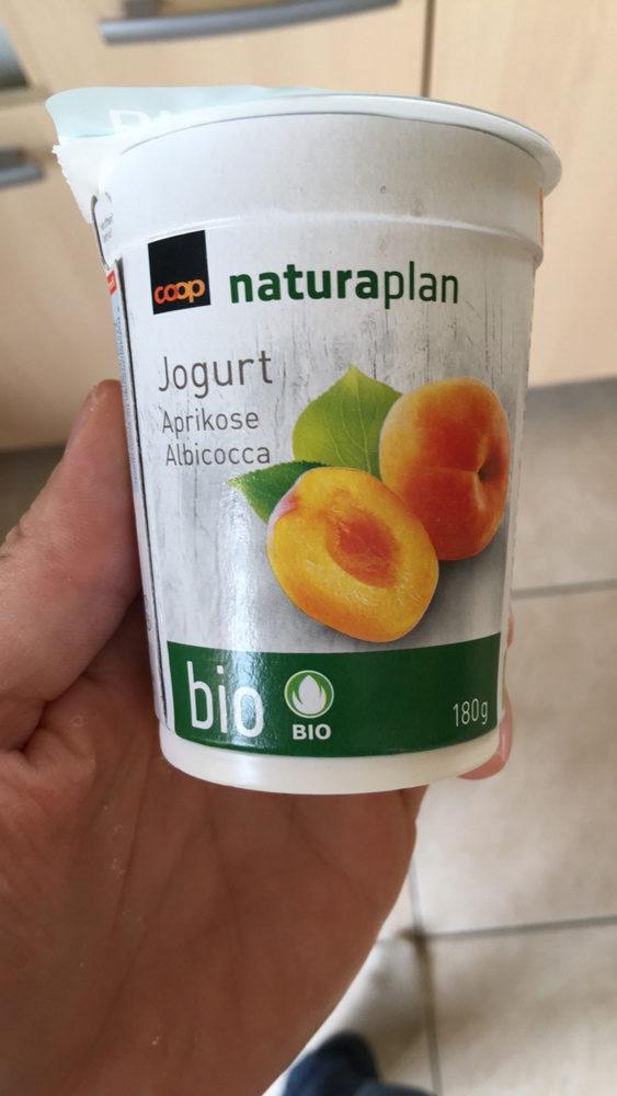 Jogurt : Abricot - Product - fr