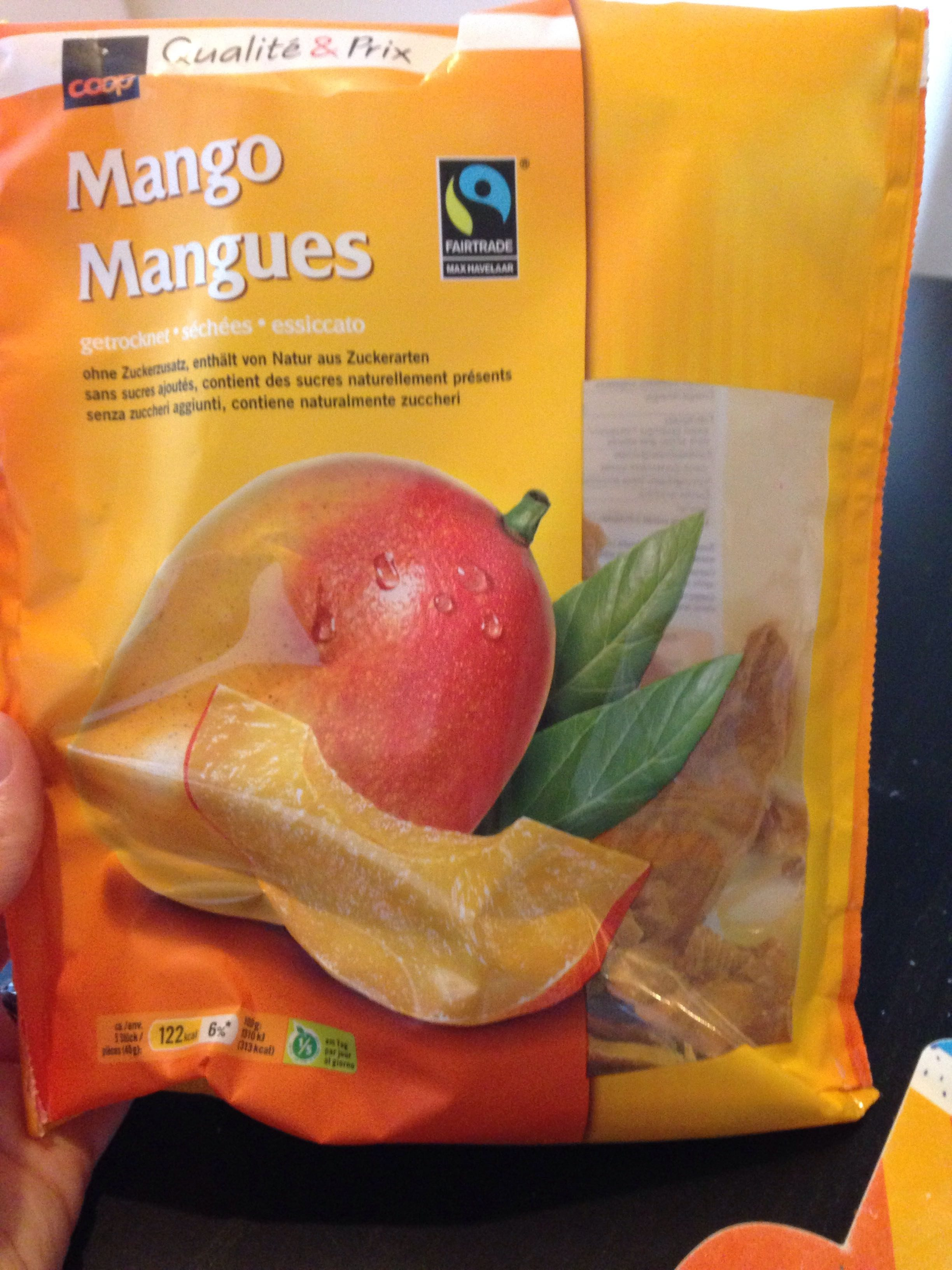 Mangues - Produit - fr
