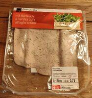 Fleischkäse mit Bärlauch - Prodotto - de