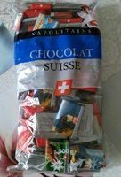 Chocolat suisse - Product