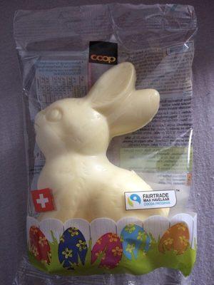 Lapin Chocolat Blanc - Produit - fr