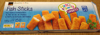 Fish Sticks - Produkt - fr