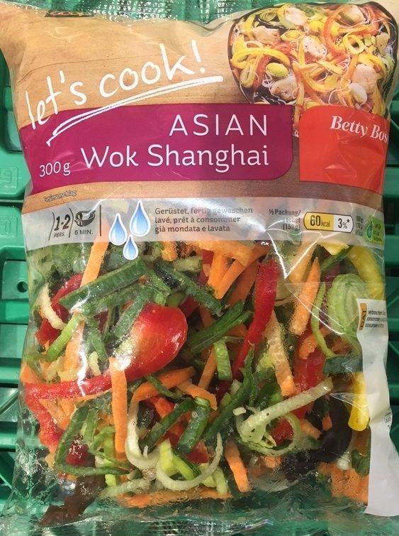 Asian wok Shanghai - Product