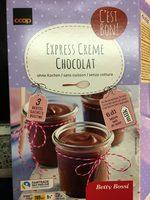 Express crème chocolat - Product
