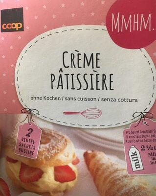 Crème pâtissière - Product - fr
