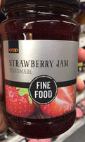 Strawberry Jam Handmade - Product