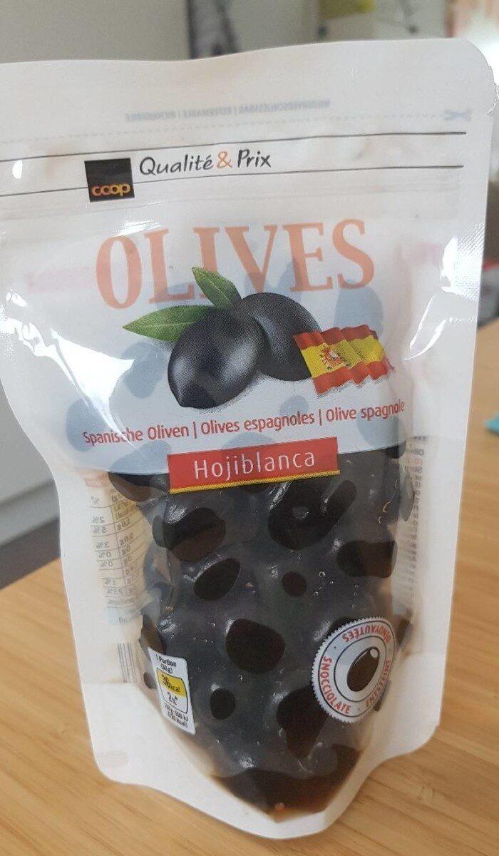 Qualité & prix - Olives espagnoles - Produit - fr