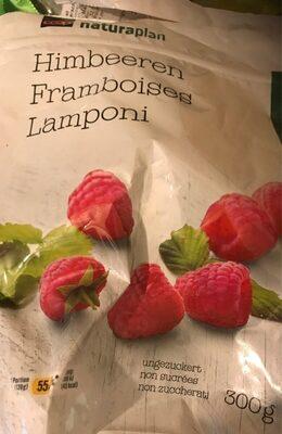 Framboises bio surgelées - Produkt - fr