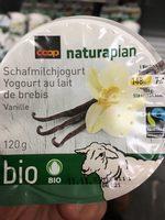 Yogourt au lait de brebis Vanille - Prodotto - fr