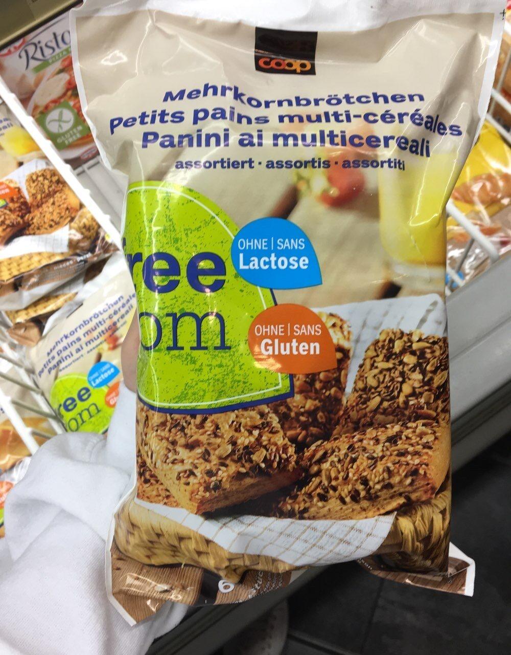 Petits pain multi-céréales - Prodotto - fr
