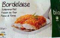 Poisson au four bio - bordelaise - Produit