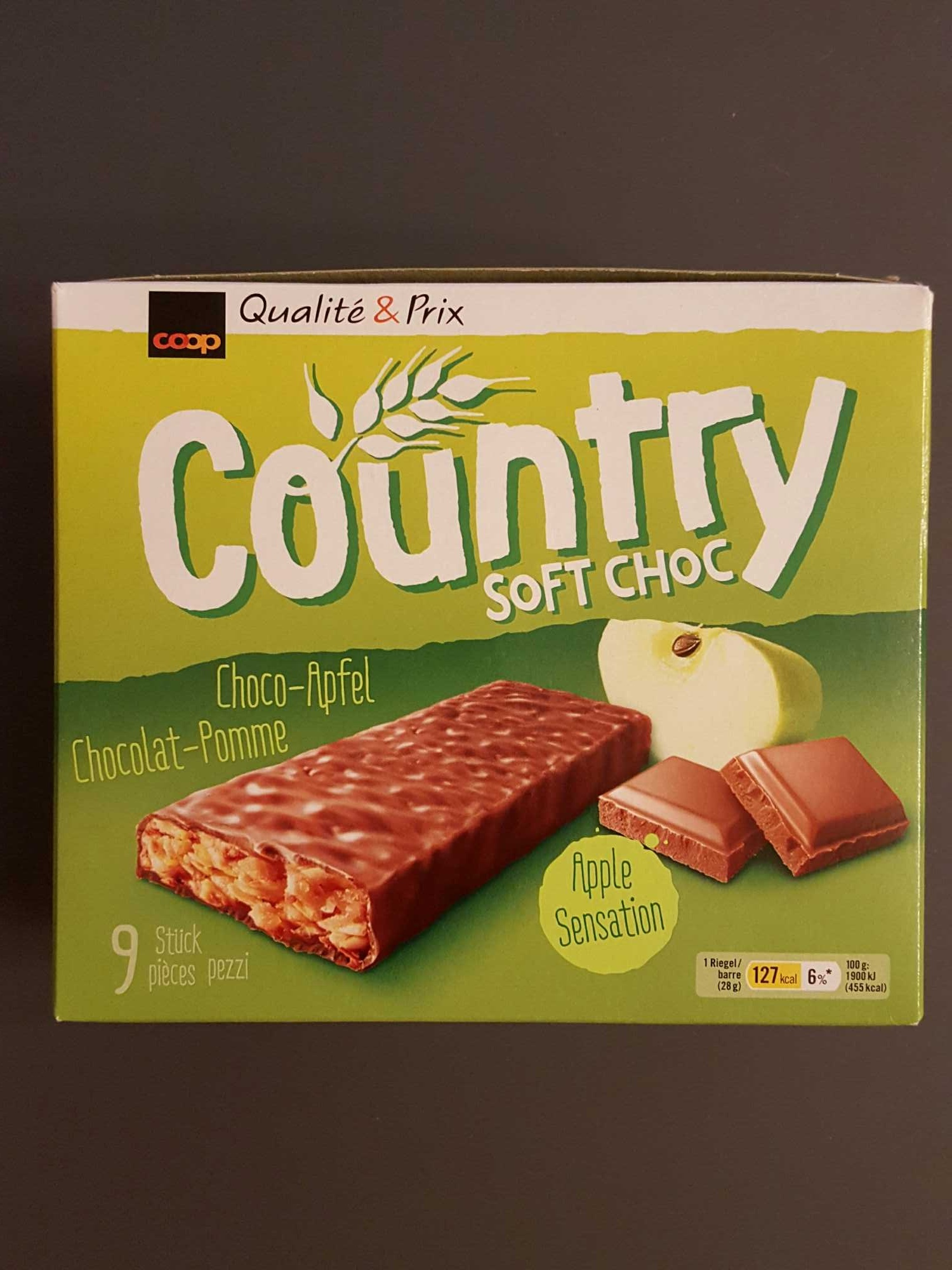 Country sont choc - Product - fr