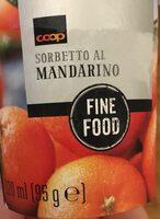 Sorbetto al Mandarino - Prodotto - fr