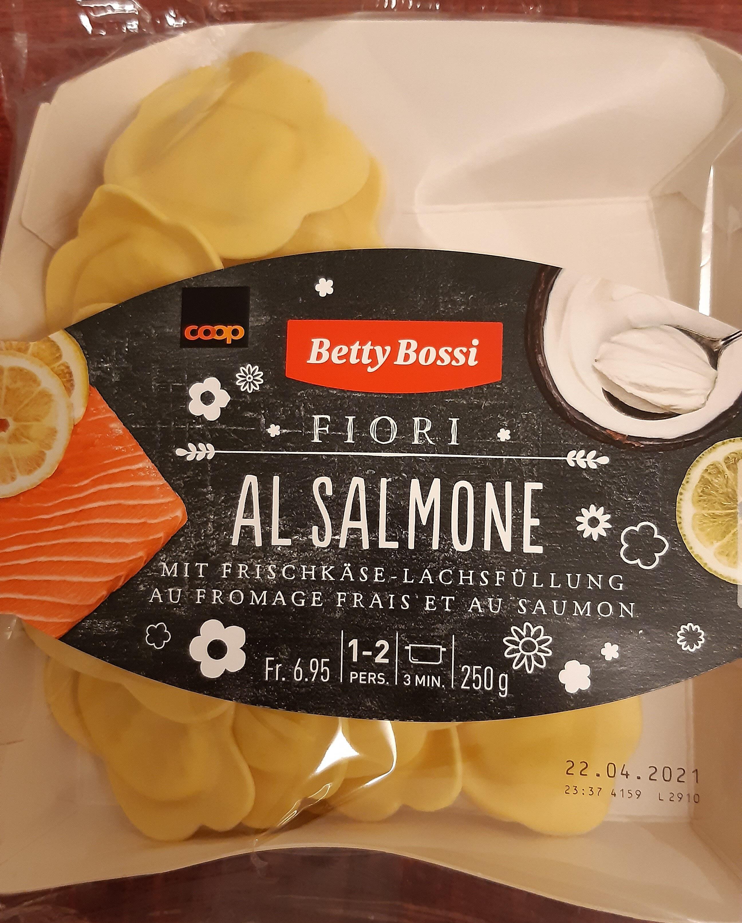 Fiori al salmone - Product - fr