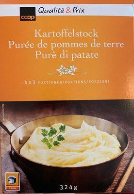 Purée de pommes de terre - Product - de