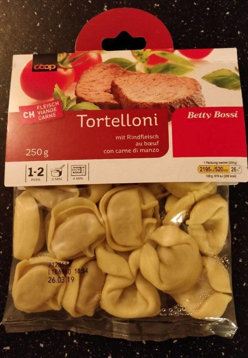Tortelloni - Product