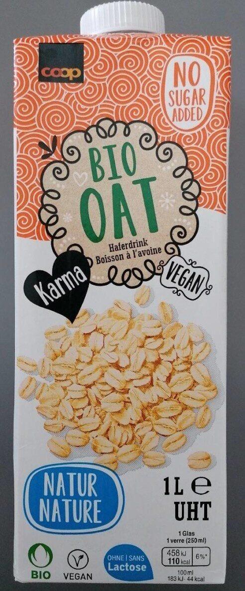 Karma : Bio Oat Drink Vegan - Prodotto - fr