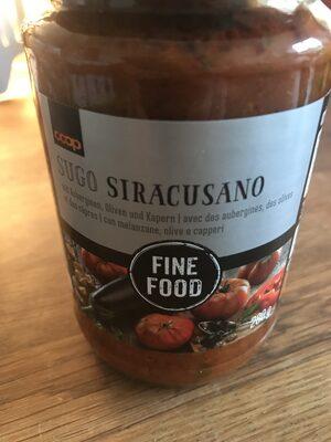 Sugo Siracusano - Prodotto - fr