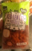Karma Red Lentil Fusilli - Product - fr