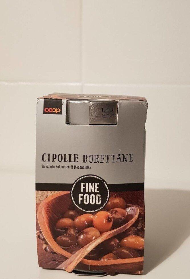 Cipolle borettane - Prodotto - fr