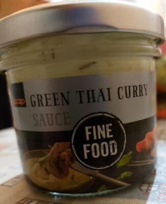 Green Thai Curry Sauce - Prodotto - fr