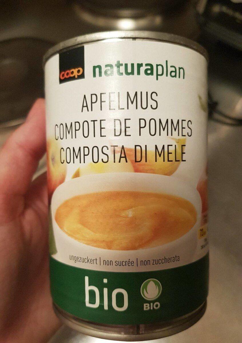 Compote de pommes - Product - fr