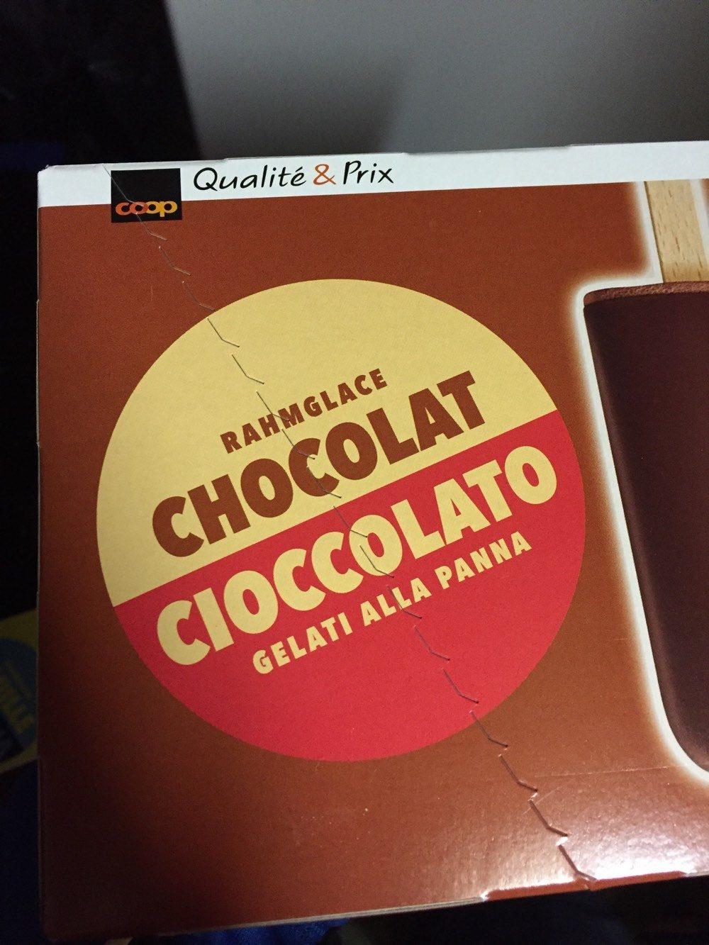 Rahmglace chocolat - Prodotto - en