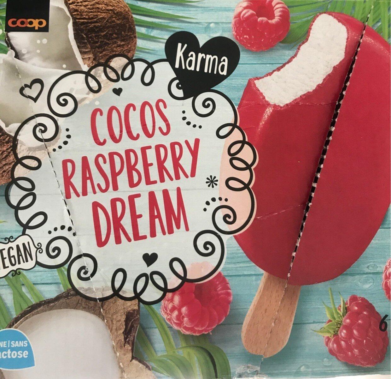 Cocos raspberry dream - Produit