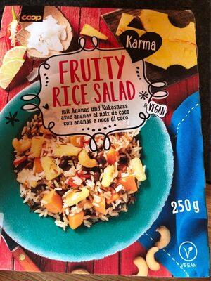 Fruity Rice Salad - Produit