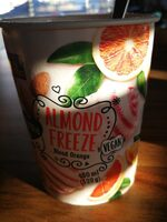 Almond Freeze - Product