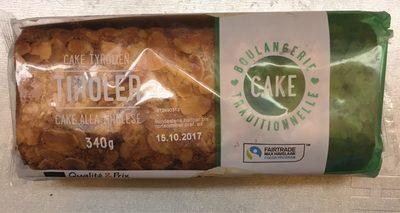Cake Tyrolien - Prodotto - fr