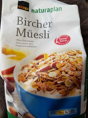 Bircher Müesli Bio - Product