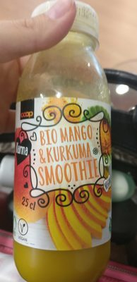 Bio Mango & Kurkuma Smoothie - Product - fr