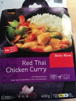 Betty Bossi - Red Thai Chicken Curry - Product - fr